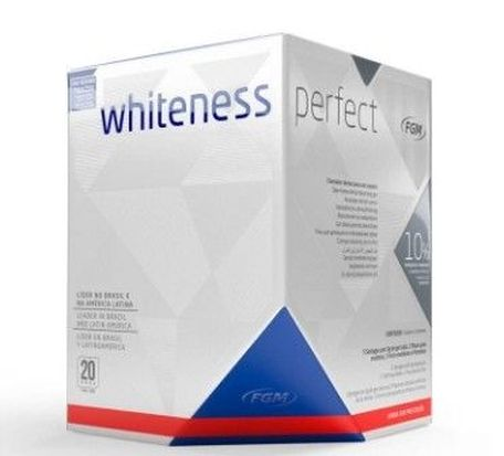 CLAREADOR WHITENESS PERFECT 10% KIT